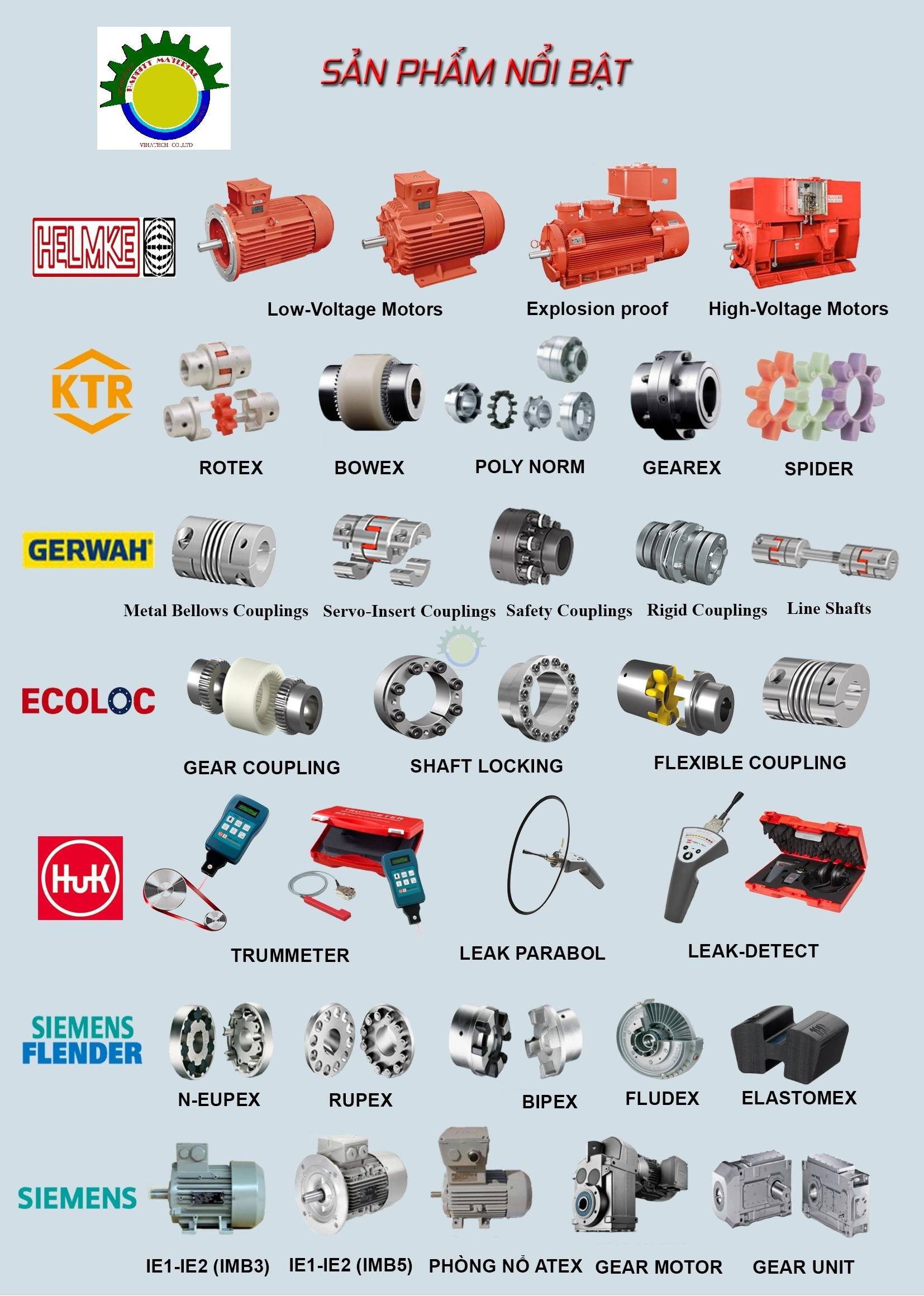Drive, coupling, Gear box